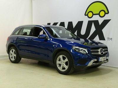 käytetty Mercedes GLC220 GLCd 4MATIC Farmari (AC) 5ov 2143cm3 A