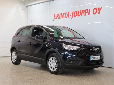 käytetty Opel Crossland X Enjoy 1,2 Turbo ECOTEC Start/Stop 96 kW MT6 * 1. OM., JUURI HUOLLETTU, KOUKKU, HYVÄT VARUSTEET* ***