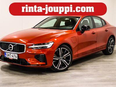 käytetty Volvo S60 T8 TwE AWD Business R-Design aut - Suomi-Auto, Neliveto, Pilot assist, Peruutuskamera, Keyless, Adaptiivinen v...