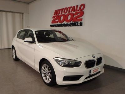 käytetty BMW 118 118 F20 Hatchback iA Navi, Tutkat, Korko 0,99%