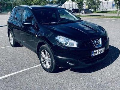 käytetty Nissan Qashqai +2