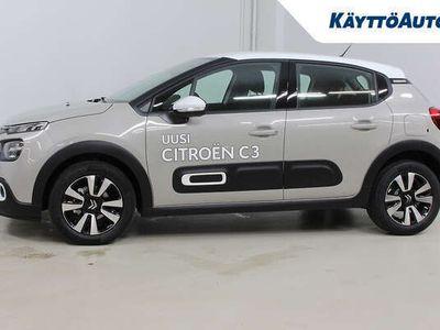 käytetty Citroën C3 PureTech 110 Launch Edition Automaatti