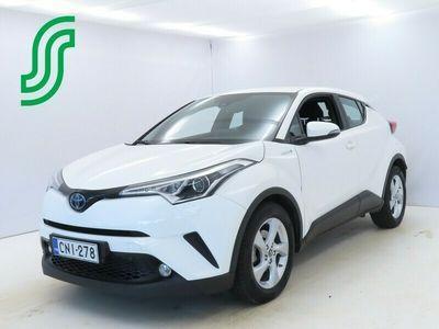 käytetty Toyota C-HR 1,8 Hybrid Edition Business - * Approved - 12 kk maksuton vaihtoautoturva ilman kilometrirajoi
