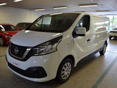 käytetty Nissan NV300 Van 1,6 dCi 125 6 M/T L2H1 1.2t FWD Working Star Blind FD Blind SSD Kampanja