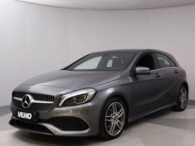 käytetty Mercedes A180 A Suomi 100 Edition AMG Line