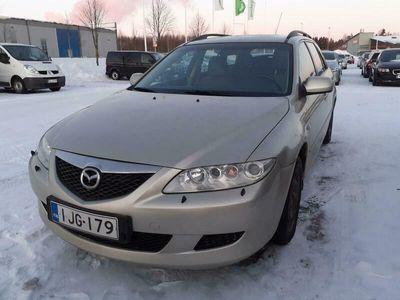 käytetty Mazda 6 6 5DSTW 1.8 #Leimaaelokuu2021 #Vetokoukku