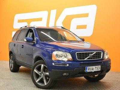 käytetty Volvo XC90 XC90Monikäyttöajoneuvo (AF) 4ov 2400cm3 A ** Juuri tullut! / Nahat muistilla / Parempi äänentoisto / Cruise / koukku **