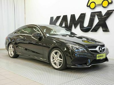 käytetty Mercedes E220 ECDI AMG Coupe