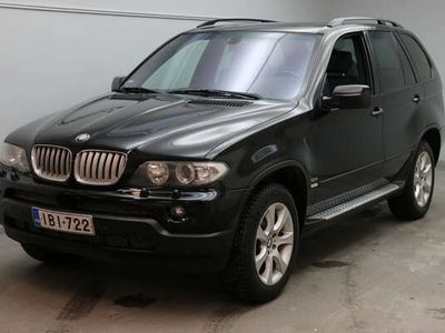 käytetty BMW X5 3,0dA