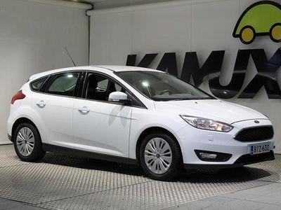 käytetty Ford Focus 1,0 EcoBoost 125 hv Start/Stop A6 Trend 5-ovinen /1-Om Suomi-Auto/ /Lämmitettävä tuulilasi/