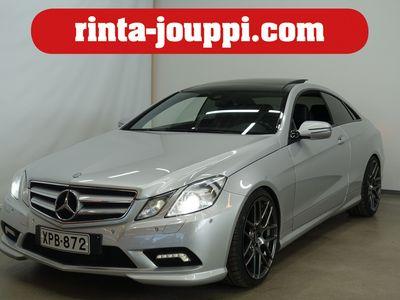 käytetty Mercedes E350 CDI BE Coupé A AMG - Katso ajoneuvon Automessu tarjoukset osoitteessa rinta-jouppi.com!