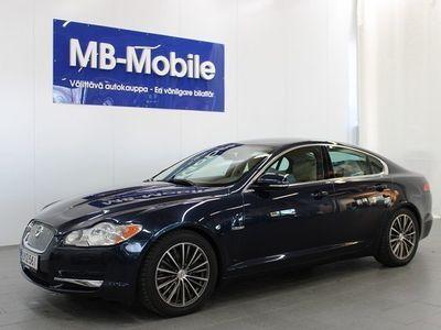 käytetty Jaguar XF 3,0 D Premium Luxury **Eberi kaukosäädöllä**
