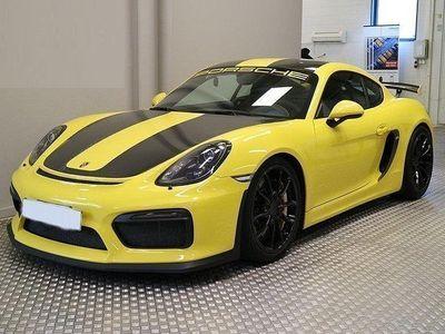 käytetty Porsche Cayman