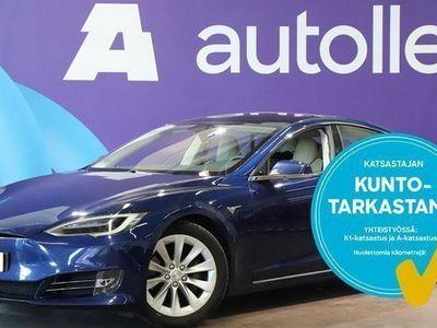 käytetty Tesla Model S *KOTIINTOIMITUS*75D Aut. Tarkastettuna, Rahoituksella, Kotiin toimitettuna!