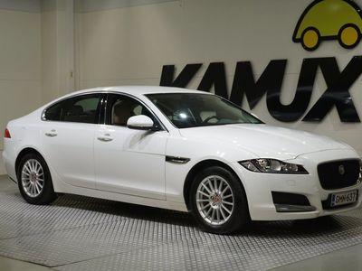 käytetty Jaguar XF E-Performance Prestige Business Aut / Suomi-auto / Bi-Xenon / Nahkat / Navi YMS