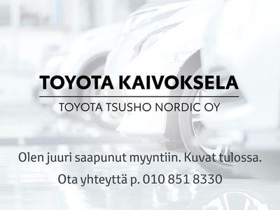 käytetty Toyota Aygo 1,0 VVT-i x-play 5ov