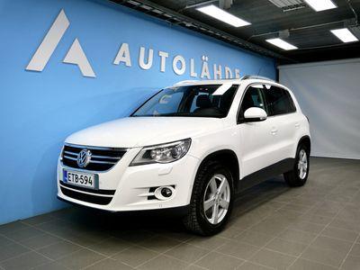 käytetty VW Tiguan Sport&Style 2,0TSI 125kW (170hv) 4MOTION DSG-aut