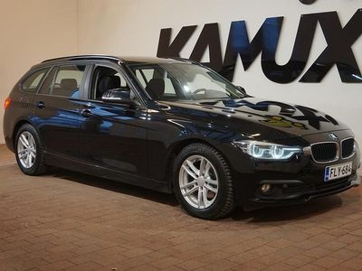 käytetty BMW 318 318 F31 Touring d A Business # FACELIFT # SUOMI-AUTO # SPORT PENKIT #