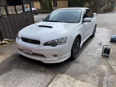 käytetty Subaru Legacy gt spec-b