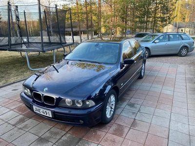 käytetty BMW 525 e39