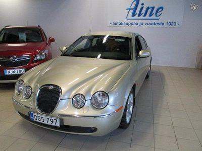 käytetty Jaguar S-Type 2.7D V6 Classic 4d