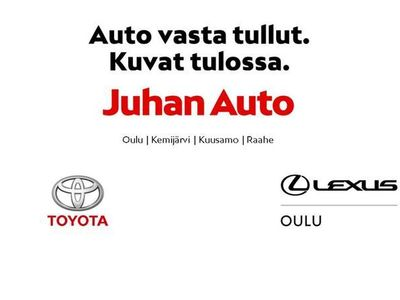 käytetty Toyota Auris 1.6 Dual VVT-i Linea Sol Plus 5ov MultiM