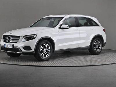 käytetty Mercedes GLC250 d 4Matic A Premium Business-Webasto, Vetokoukku-