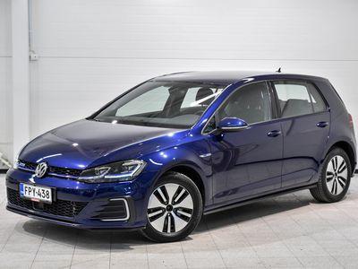 käytetty VW Golf GTE Plug-In Hybrid 150 kW (204 hv) DSG-automaatti - Yli 200 Hv // Siisti // Navigaattori // Ladattav