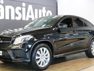 käytetty Mercedes GLE350 d Coupé 4Matic **** LänsiAuto Safe -sopimus hintaan 590€. ****
