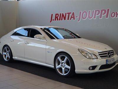 käytetty Mercedes CLS63 AMG AMG