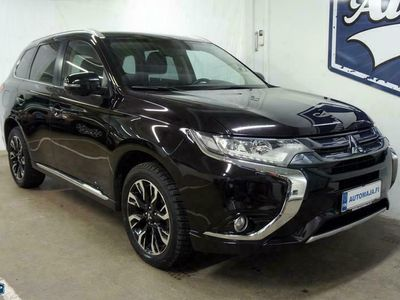 käytetty Mitsubishi Outlander P-HEV PHEV Executive edition * Korko 1,99% *