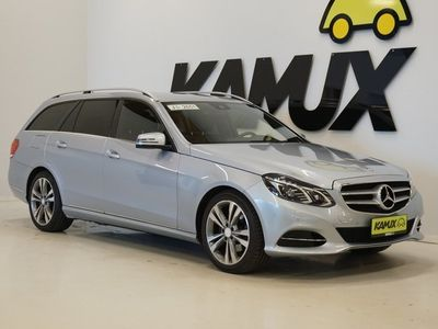 käytetty Mercedes E250 CDI BE T 4Matic Avantgarde / ILS / NAVI / HUIPPUSIISTI