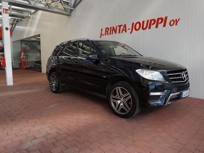 käytetty Mercedes ML350 BlueTec 4Matic Premium Business