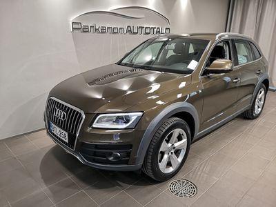 käytetty Audi Q5 Offroad Land of quattro Edition 2,0 TDI 140 kW quattro S tronic