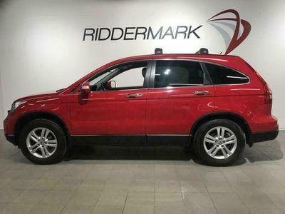 käytetty Honda CR-V 2,2 i-DTEC Elegance 4WD Business // Lohkolämmitin / Sisätilapistoke / Vetokoukku //