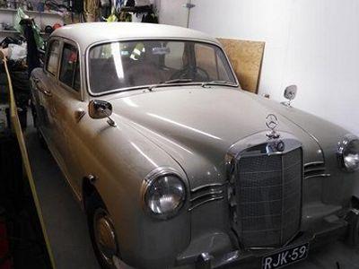 käytetty Mercedes A180 Ponton