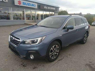 käytetty Subaru Outback 2.5i Active