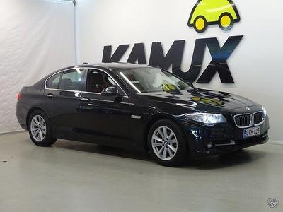käytetty BMW 518 518 F10 Sedan d A Business Exclusive Edition / TULOSSA MYYNTIIN /
