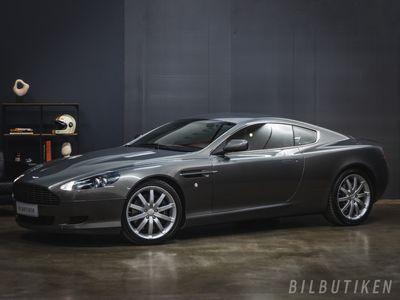 käytetty Aston Martin DB9 6.0 V12 Coupe Touchtronic