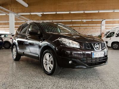 käytetty Nissan Qashqai +2 1,6dCi DPF Stop / Start System Acenta 2WD 6M/T Connect