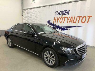 käytetty Mercedes E200 A Pro * Siisti * Suomiauto *