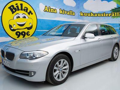 käytetty BMW 525 525 D Farmari (AC) 4ov 2993cm3 A // 2 HYVÄT RENKAAT, PARKKITUTKAT, HYVÄ HUOLTOHISTORIA - *NYT VARASTONTYHJENNYS!*