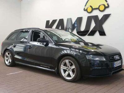 käytetty Audi A4 Sedan Business 2,0 TDI 130 kW quattro S tronic