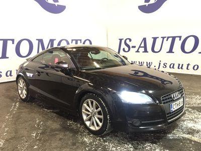 käytetty Audi TT Coupe 1.8T * Sporttinen ja ärhäkkä * Rahoitus jopa ilman käsirahaa *