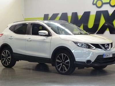 "käytetty Nissan Qashqai DIG-T 115 Tekna 2WD 6M/T Design Pack 19"" Leather"