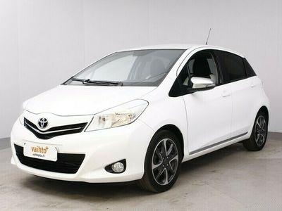 käytetty Toyota Yaris 1,33 Dual VVT-i Style 5ov A