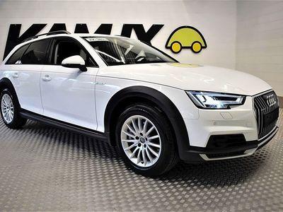 käytetty Audi A4 Allroad Quattro 2,0 TFSI 252hv quattro S tronic / Weba / Äänieristelasit / Adaptiivinen vakkari /