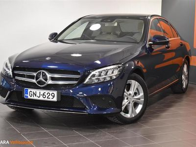 käytetty Mercedes C300 d 4Matic A Business Avantgarde