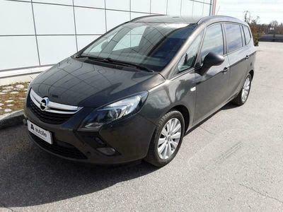 käytetty Opel Zafira Tourer *7-Paikkainen*2.0 CDTI 121 Aut, Tarkastettuna, Rahoituksella, Kotiintoimitettuna!