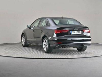 käytetty Audi A3 Sedan Business 2,0 TFSI 140 Q S tro- Kommunikaatio paketti, Advanced Key system, ACC-